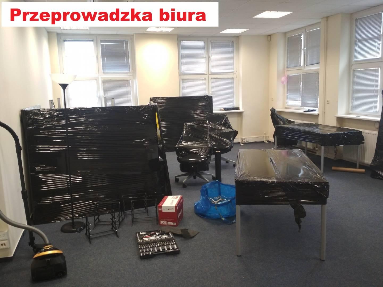 przeprowadzka Poznań firm