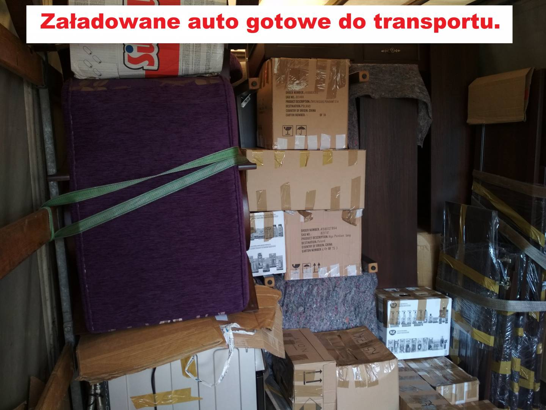 transport mebli Poznań